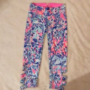 LN Lilly Pulitzer Luxletic legging small